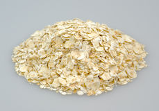 A handful of oats Stock Photos