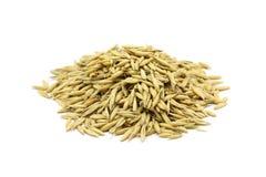 A handful of oats Stock Photos