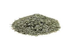 Handful of smokeless powder Stock Image