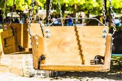 Handgefertigtes Karussell Stockbild