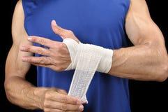Handgelenkverpackung Lizenzfreies Stockfoto