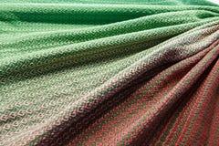 Handgemachte Baumwollverzerrung Stockfotos