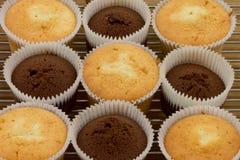 Handgemachte Kuchen Stockfotos
