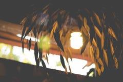 Handgemachte Lampe Stockbilder