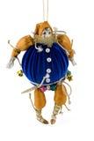 Handgemachte Marionette Stockfotografie