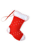 Handgemachte Weihnachtsverzierungen Lizenzfreies Stockbild