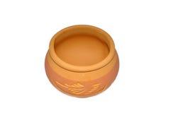 Handgemachter Colourfeul Clay Pottery stockfotografie