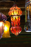 Handgemachter Glasswork Stockbilder