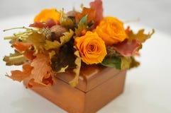 Handgemachter Herbstartikel lizenzfreie stockbilder