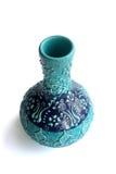 Handgemachter Vase Lizenzfreies Stockbild