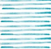 Handgemalte Bürstenanschläge des Aquarells, Linie, Fahnen Getrennt auf weißem Hintergrund Lizenzfreie Stockfotos
