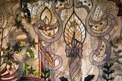handgjord garnering Royaltyfri Foto