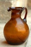 Handgjord glastillverkning Royaltyfri Fotografi
