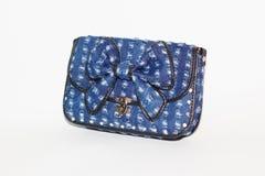 Handgjord handväska - Arkivbild