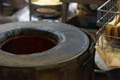 Handgjord kines friterad degpinne Royaltyfri Bild