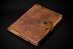 handgjord sketchbook Arkivfoto