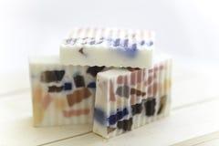 handgjord tvål Arkivfoto