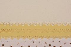 Handgjord urklippsbok Royaltyfri Foto