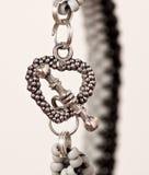 Handgjorda eleganta smycken Arkivbild