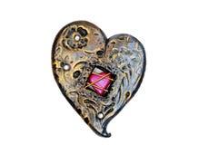 Handgjorda härliga märkes- smycken Arkivfoton