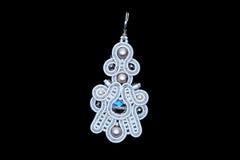 Handgjorda härliga märkes- smycken Royaltyfri Fotografi