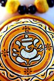 handgjorda indiska smycken Arkivbilder