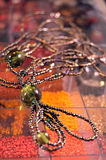 handgjorda smycken Royaltyfria Foton
