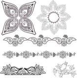 handgjort stock illustrationer
