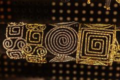handgjort armband Arkivbild