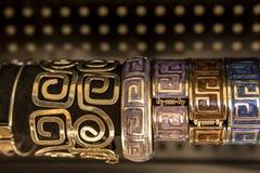 handgjort armband Royaltyfria Foton