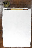 handgjort papper arkivfoto