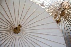 Handgjort paraply arkivbilder