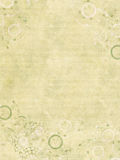 handgjort ribbed juvelpapperstryck Arkivfoto