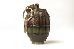 Handgranaat Mills Bomb No 36 Stock Afbeeldingen