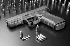 handgun fotografia stock