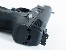 Handgun Royalty Free Stock Photo