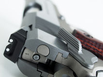 Handgun Stock Images