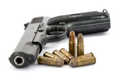Free Handgun Stock Image - 3473131