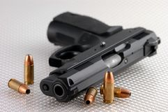 Handgun Royalty Free Stock Photography