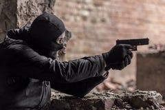 handgun Imagem de Stock Royalty Free