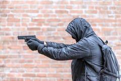 handgun immagini stock