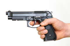 handgun Imagem de Stock