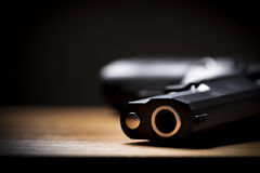 handgun immagini stock libere da diritti