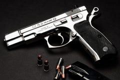 handgun Fotografía de archivo
