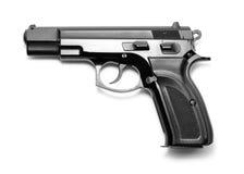handgun fotografia stock libera da diritti