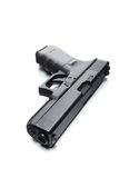 Handgun 9mm Royalty Free Stock Photos