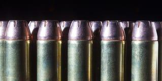 Handgun ammo Royalty Free Stock Images