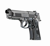 Handgun Beretta Elite Royalty Free Stock Photography