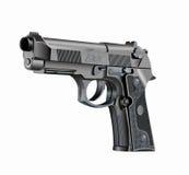 Handgun Beretta Elite. Vector illustration of Beretta Elite II handgun Royalty Free Stock Photography