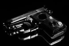 Handgun Stock Photo